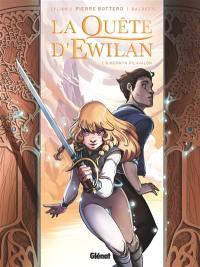 La quête d'Ewilan. Volume 6, Merwyn Ril' Avalon
