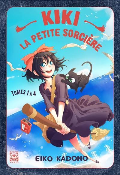 Kiki la petite sorcière : coffret tomes 1 à 4