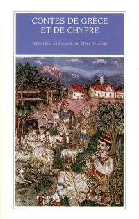 Contes de Grèce et de Chypre
