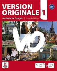 Version originale, méthode de français, A1