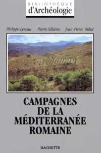 Campagnes de la Méditerranée romaine