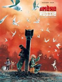 Amère Russie. Volume 2, Les colombes de Grozny
