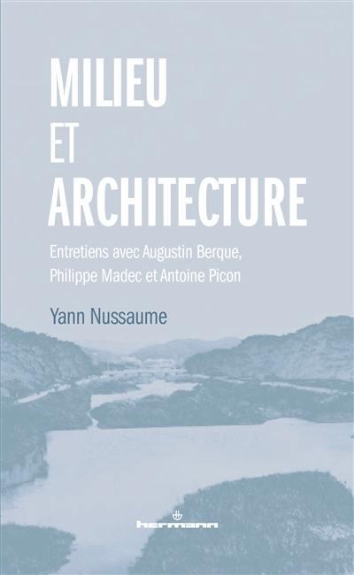 Milieu et architecture