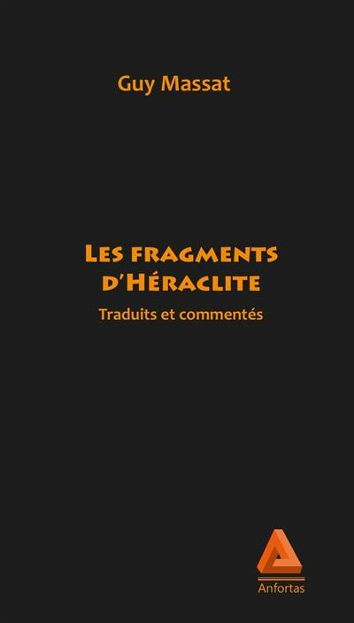 Les fragments d'Héraclite
