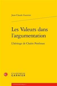 Les valeurs dans l'argumentation