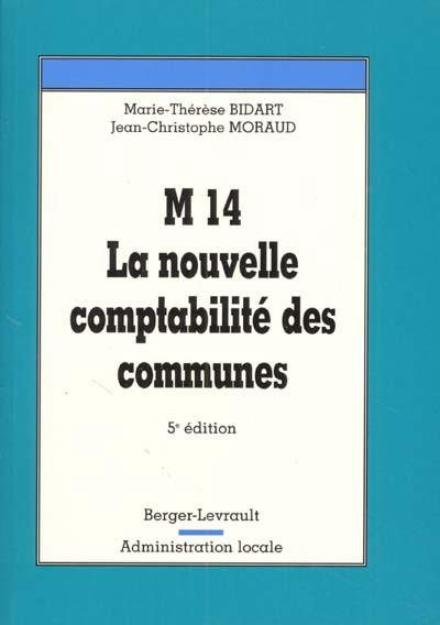 M 14, la nouvelle comptabilité des communes