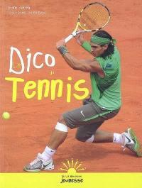Le dico du tennis
