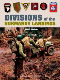 Divisions of the Normandy landings