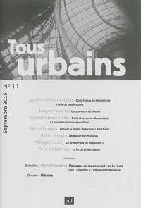 Tous urbains. n° 11, Urbicide