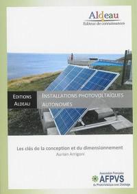 Les installations photovoltaïques autonomes