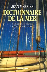Le dictionnaire de la mer