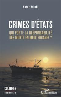 Crimes d'Etats