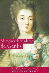 Mémoires de Madame de Genlis