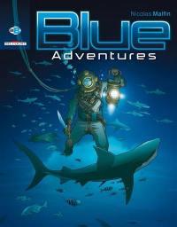 Blue adventures