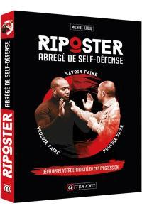 Riposter, Abrégé de self-défense