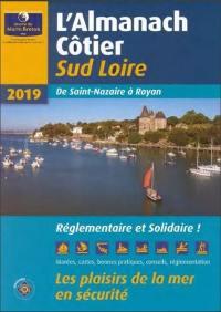 L'almanach côtier sud Loire 2019