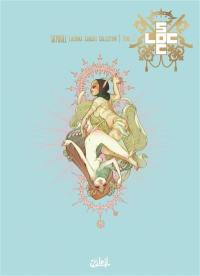 Skydoll. Volume 2, Lacrima Christi collection