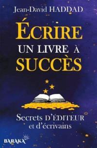 Ecrire un livre à succès