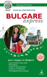 Bulgare express, pour voyager en Bulgarie
