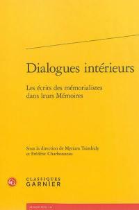 Dialogues intérieurs