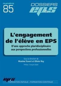 L'engagement de l'élève en EPS