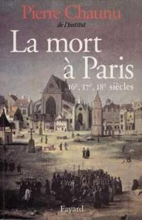 La Mort à Paris