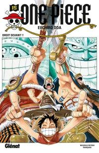One Piece. Volume 15, Droit devant !!