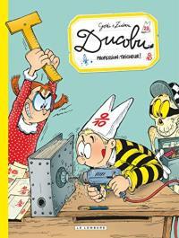 L'élève Ducobu. Volume 23, Profession tricheur ! (48 h BD 2020)