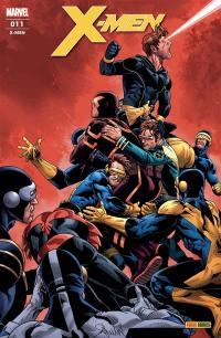 X-Men. n° 11, La séparation (III)