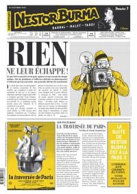 Nestor Burma : corrida aux Champs-Elysées. n° 3,