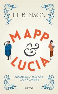 Mapp & Lucia. Volume 1,
