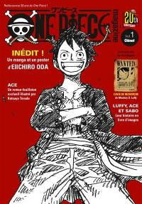 One Piece magazine. n° 1,