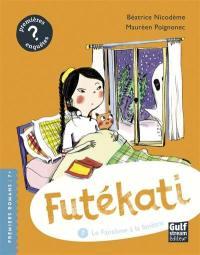 Futékati. Volume 7, Le fantôme à la fenêtre