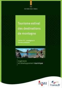 Tourisme estival des destinations de montagne