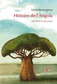 Histoire de l'Angola