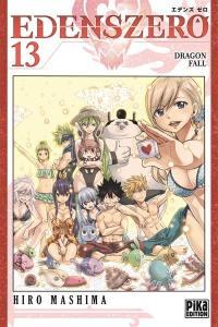 Edens Zero. Volume 13, Dragon fall