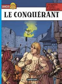 Jhen. Volume 18, Le conquérant