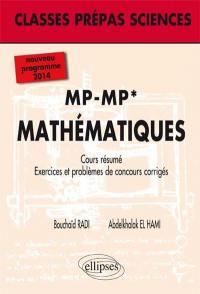 Mathématiques MP-MP*, 2e année