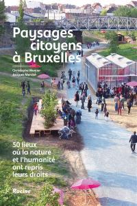 Paysages citoyens à Bruxelles