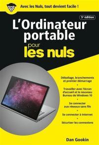 L'ordinateur portable pour les nuls
