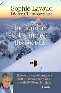 Une femme, sept sommets, dix secrets
