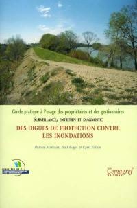 Surveillance, entretien et diagnostic des digues de protection contre les inondations