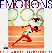 Emotions de l'année olympique 92