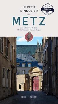 Le petit singulier de Metz : guide du curieux