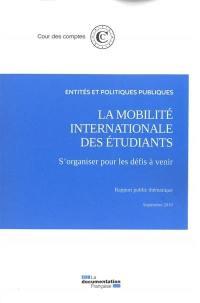 La mobilité internationale des étudiants