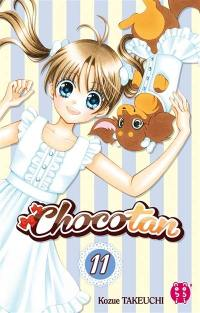 Chocotan. Volume 11,