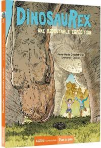 Dinosaurex. Volume 5, Une redoutable expédition