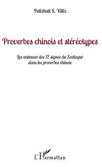 Proverbes chinois et stéréotypes