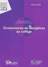 Croisements de disciplines au collège