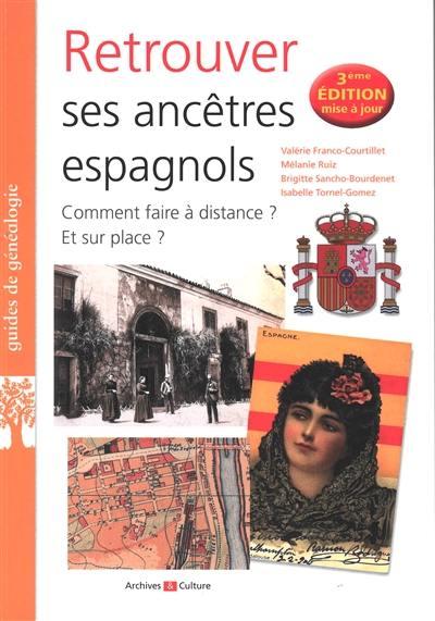 Retrouver ses ancêtres espagnols